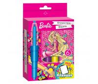 Фломастеры Barbie Barbie Blowpens 6 цветов 120226