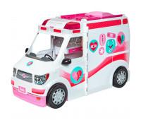 Машинка Barbie скорой помощи 2 в 1 FRM19