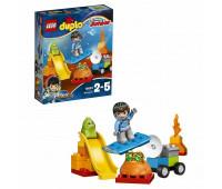 Конструктор LEGO DUPLO Miles Космические приключения Майлза (10824)