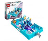 Конструктор LEGO Disney Princess Книга сказочных приключений Эльзы и Нока 43189