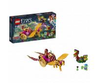 Конструктор LEGO Elves Побег Азари из леса гоблинов (41186)