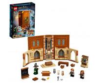 Конструктор LEGO Harry Potter Учёба в Хогвартсе Урок трансфигурации 76382