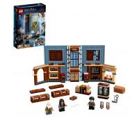 Конструктор LEGO Harry Potter Учёба в Хогвартсе Урок заклинаний 76385