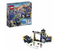 Конструктор LEGO DC Super Hero Girls Секретный бункер Бэтгёрл (41237)