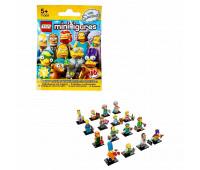 Конструктор LEGO Minifigures Минифигурки LEGO® Серия «Симпсоны» 2.0 (71009)