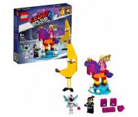 Конструктор LEGO Movie Познакомьтесь с королевой Многоликой Прекрасной 70824