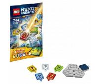 Конструктор LEGO Nexo Knights Комбо NEXO Силы - 1 полугодие (70372)