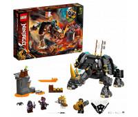 Конструктор LEGO Ninjago Бронированный носорог Зейна 71719