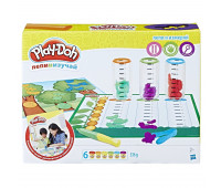 Игровой набор Play-Doh Сделай и измерь