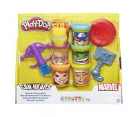 Набор Play-Doh Коллекция героев мстителей