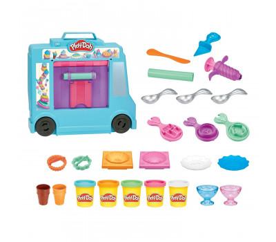 Набор игровой Play-Doh Грузовичок с мороженным F13905L0