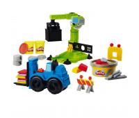 Набор Play-Doh Wheels Кран-погрузчик E5400EU4