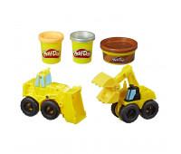 Набор Play-Doh Wheels Экскаватор E4294EU4