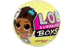 Третий сезон мальчиков L.O.L. Surprise Boys Series 3 уже в продаже