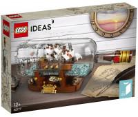 Конструктор LEGO Ideas 92177 Корабль в бутылке