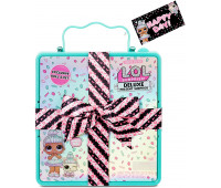 Набор L.O.L. Surprise Deluxe Present Surprise с эксклюзивной куклой Sprinkles и питомцем