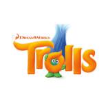 Игрушки из мультфильма Тролли