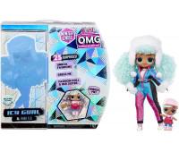 Кукла LOL OMG Winter Chill ICY Gurl
